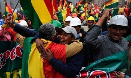 México le ofrece el asilo político a Evo Morales