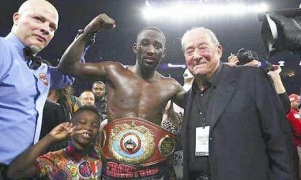 Crawford sigue siendo campeón