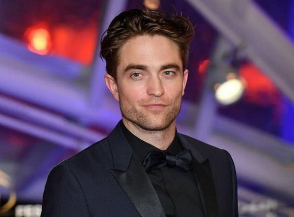 Robert Pattinson lo consideran el actor más guapo
