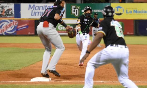Gigantes del Cibao a la final, Kelvin Gutiérrez batea jonrón y hit y remolca 4