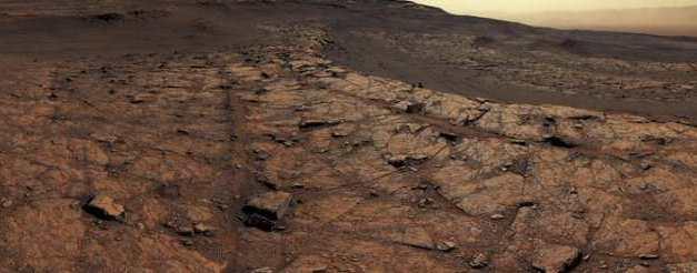 El robot Curiosity cumple tres mil días marcianos en el Planeta Rojo