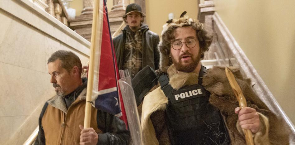 Detenido el hijo de un juez del Supremo de Nueva York por el asalto al Capitolio