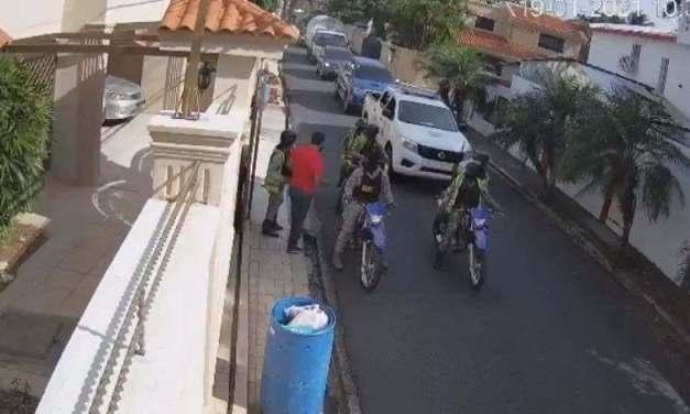 Confirman fueron militares de CIUTRAN los que apresaron hombre que botaba basura