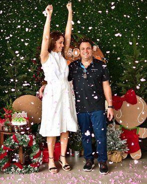 Lorenna Pierre anuncia primera bebé con Jacinto Peynado