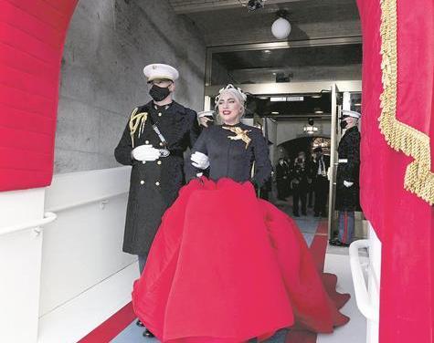 Reinas de corazones: Lady Gaga y Jennifer López se inscriben en el reinado de los presidentes de Estados Unidos