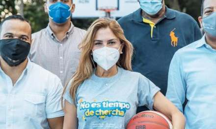 ADN entrega siete canchas de baloncesto en Distrito Nacional en colaboración con Gatorade