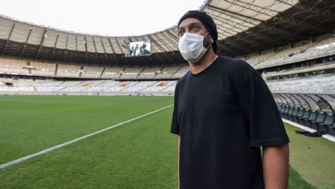 Falleció madre de Ronaldinho a causa de Covid-19