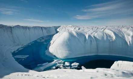 ¿Se está acelerando la pérdida de hielo en la Tierra?