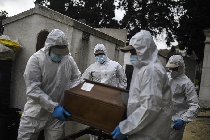 El país supera los 3,000 fallecimientos por Covid