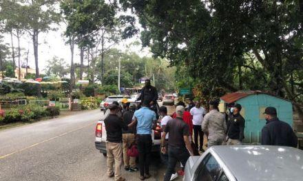 Migración y el Ejército detienen 49 indocumentados en el mercado de Jarabacoa