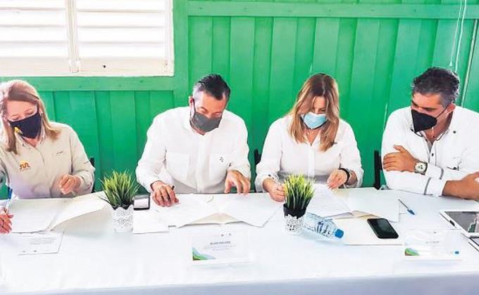 Invertirán 447,000 euros en ecosistema Parque Enriquillo