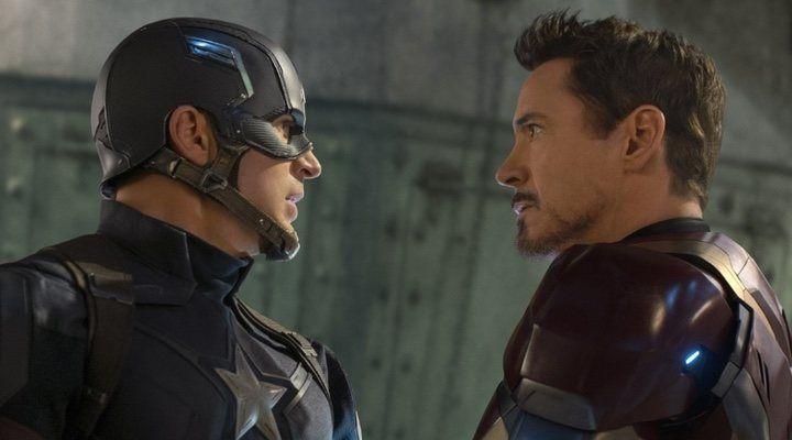 Chris Evans no cree que nadie pueda reemplazar a Robert Downey Jr. como Iron