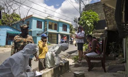 Concentran búsqueda de más casos de Covid en barrios marginados de la capital