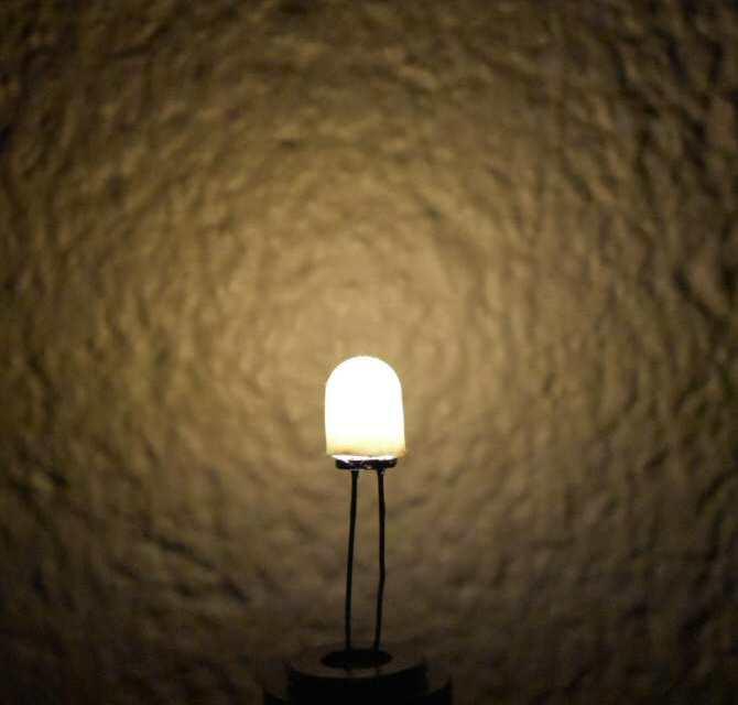 Hacia un nuevo tipo de lámpara LED que no nos desvele por la noche