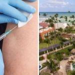Punta Cana: avanza vacunación en el mayor polo turístico de RD