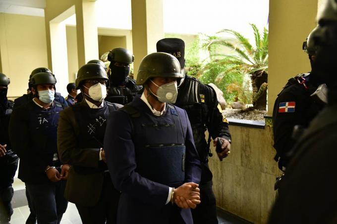 La defensa de Adán Cáceres critica la actuación de la Pepca