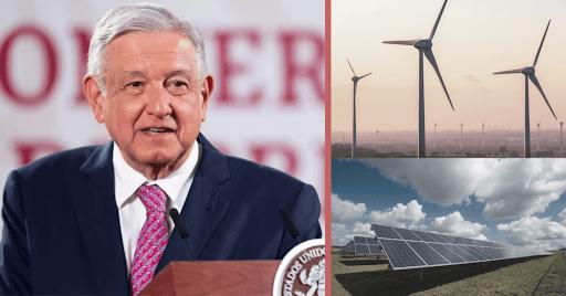 Hubo fraudes en contratos con empresas de energía renovable y vamos a  proceder: AMLO