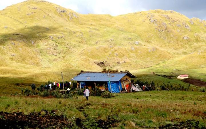Casa de los Chaupe