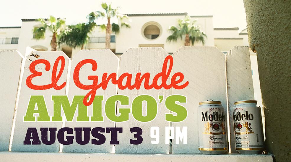 El Grande @ Amigos Portland Maine Aug. 3