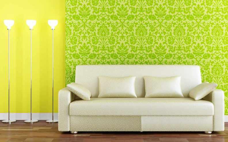 Memilih Wallpaper dan Cat Dinding