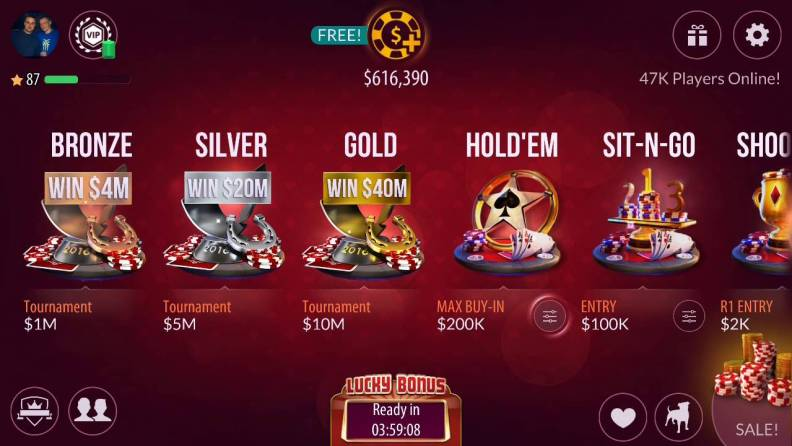Some Tips When Playing Zynga Poker Online
