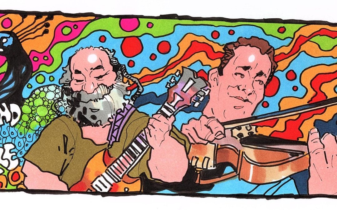 Tom Batchelor & Fiddle Mike
