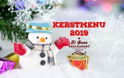 Kerstmenu 2019