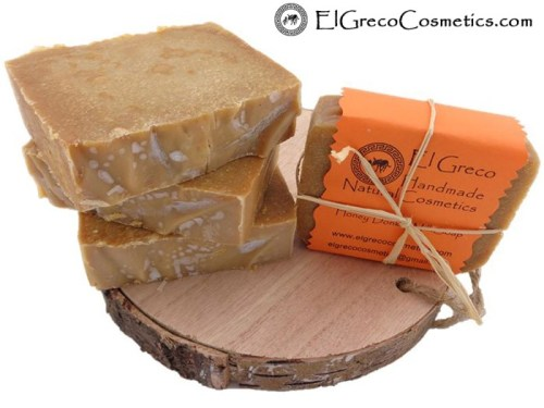 HONEY DONKEY MILK SOAP