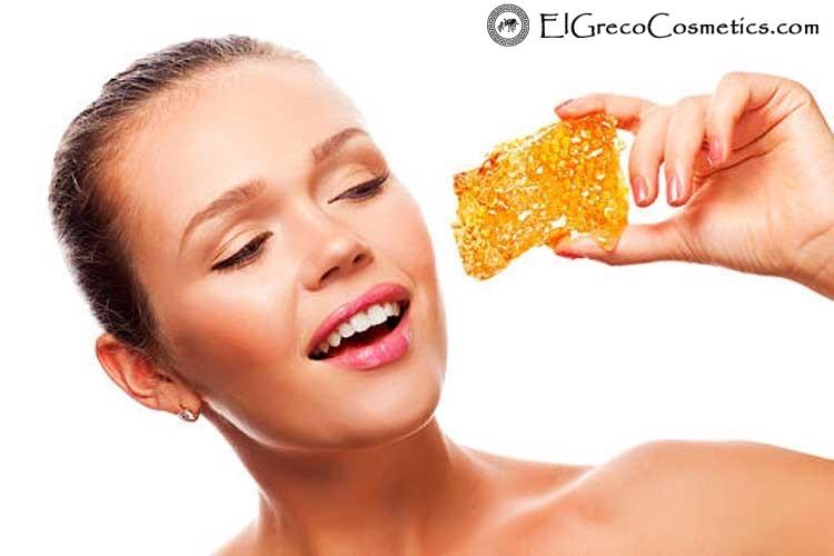 Why honey handmade natural Donkey milk soap01