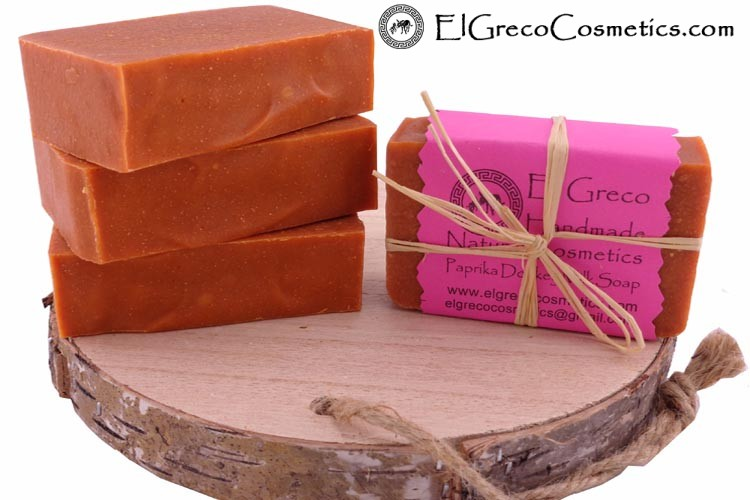 the top benefits of paprika donkey milk soap for your beauty