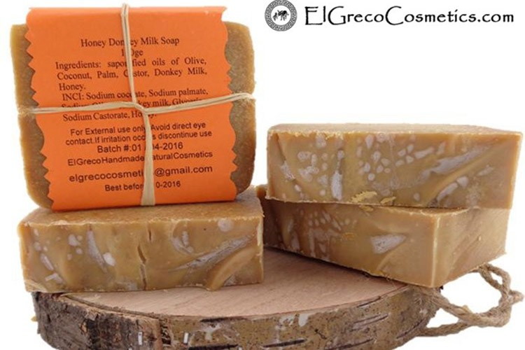 The amazing milk and Honey soap Benefits