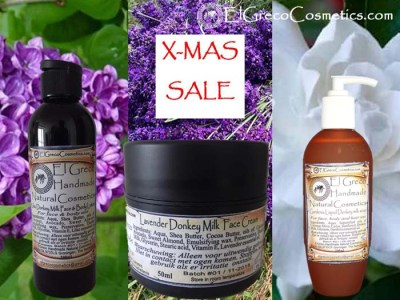 Christmas SALE Facial and Body Care Complete