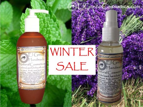 Winter sale for him