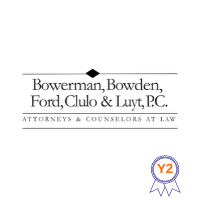 Bowerman, Bowden, Ford, Clulo & Luyt business logo.