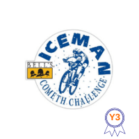 Year 3 Business Champion logo for Iceman