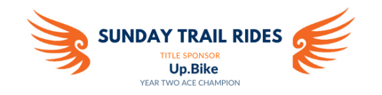 Sunday Trail Rides Title Sponsor Up.Bike