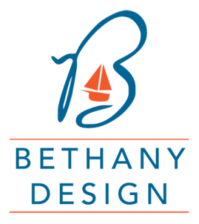 BethanyDesign Logo 2color