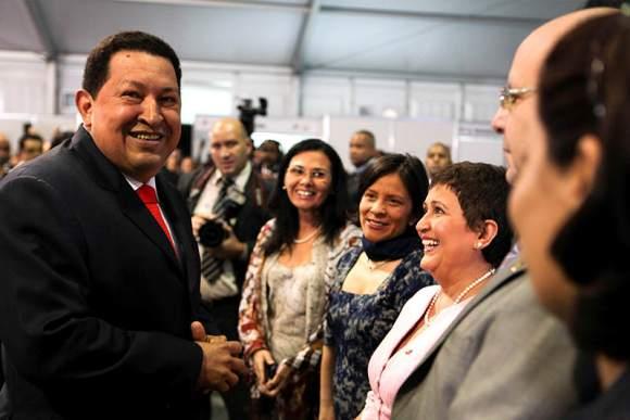 Chavez-CNE-chavista-Tibisay-Lucena