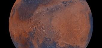 """NASA confirma la existencia de """"corrientes de agua"""" en Marte"""
