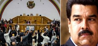 Las 13 violaciones constitucionales que alegó la AN para declarar el abandono del cargo de Maduro