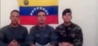 [VIDEO] ¡URGENTE! Militares venezolanos se sublevan