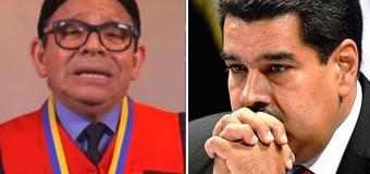 10 frases mortales que soltó el Magistrado del TSJ Danilo Mojica en contra de Maduro y su constituyente