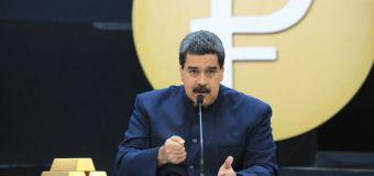 Maduro anuncia nueva reconversión monetaria (le quitó 3 ceros a la moneda y sustituirá cono monetario)