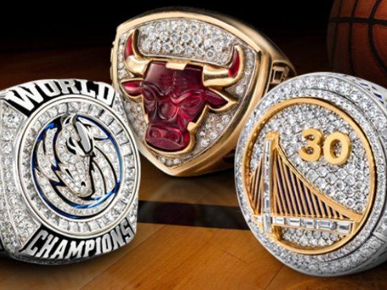 jugadores con más anillos NBA