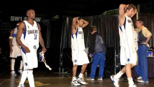 Mavericks 2006-2007