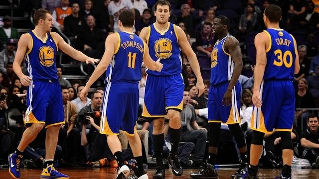 equipo warriors
