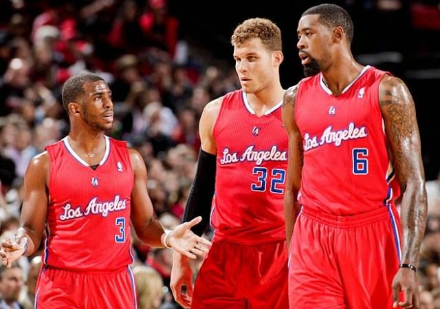 Paul,Griffin y Jordan