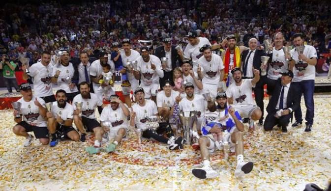 Real Madrid Campéon 2015