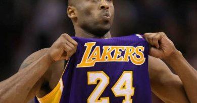 Kobe Bryant más temporadas ha jugado en el mismo equipo