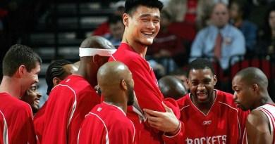Chinos en la NBA